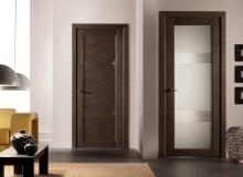 Какие выбрать ПВХ двери экошпон — советы профессионалов