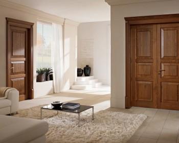 Разновидность деревянных межкомнатных дверей и подбор к интерьеру