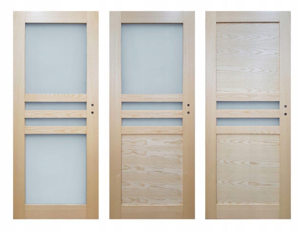 Преимущества двери из массива ясеня и его характеристики