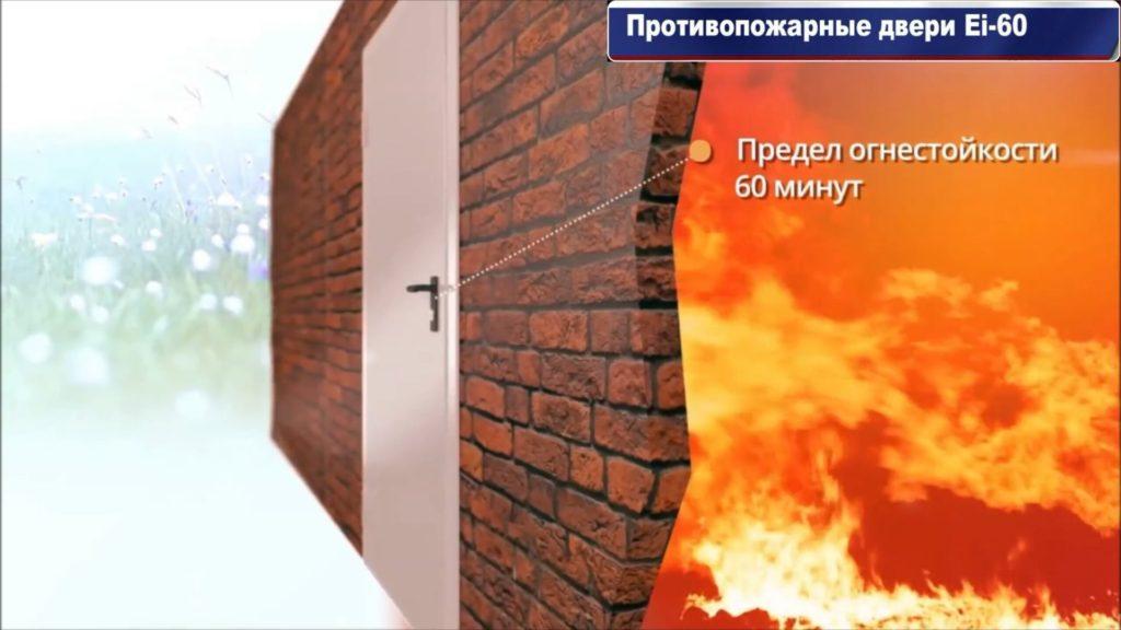 Особенности деревянных противопожарных дверей и их производство