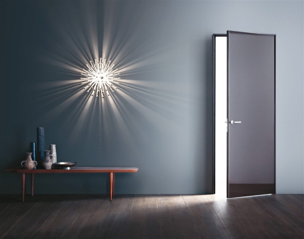 Виды межкомнатных металлических дверей - выбор важен