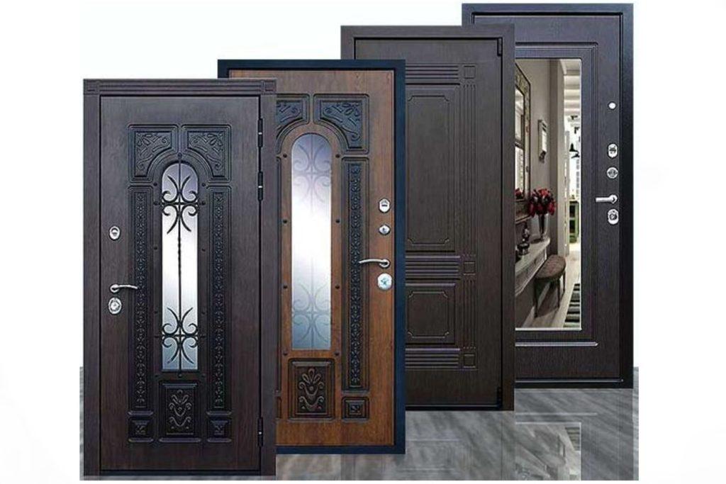 Элитные металлические двери