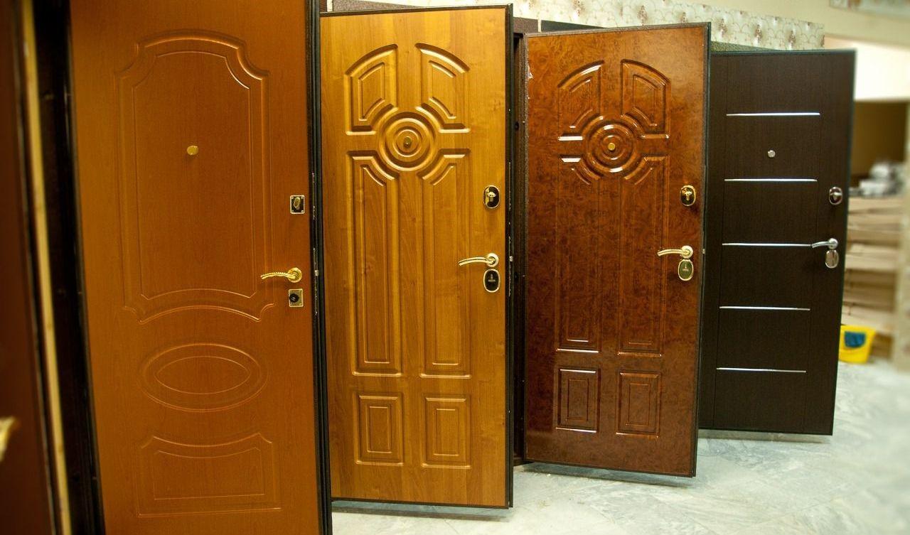 Все про технические характеристики металлических дверей