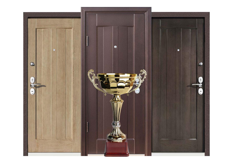 4 лучших производителей металлических входных дверей рейтинг 2020 топ 4