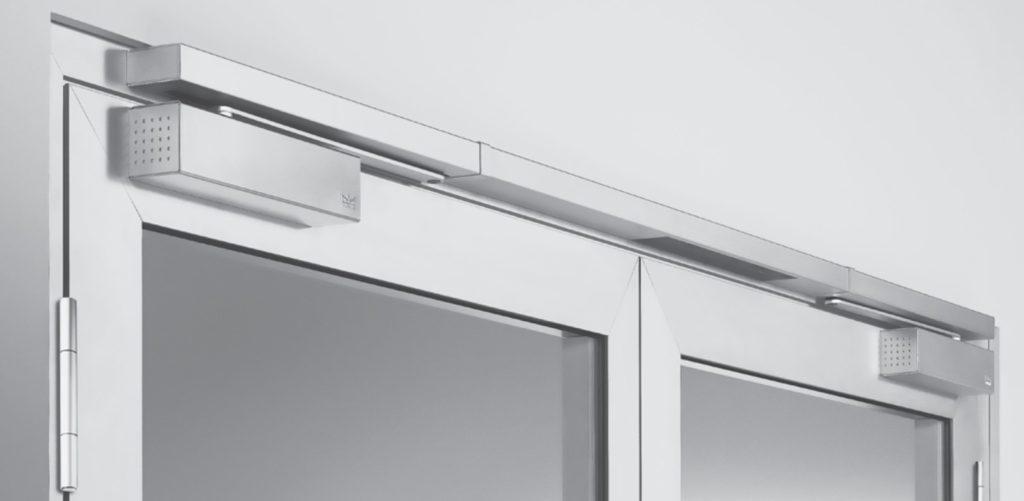 Доводчики для стеклянных дверей - стоит посмотреть