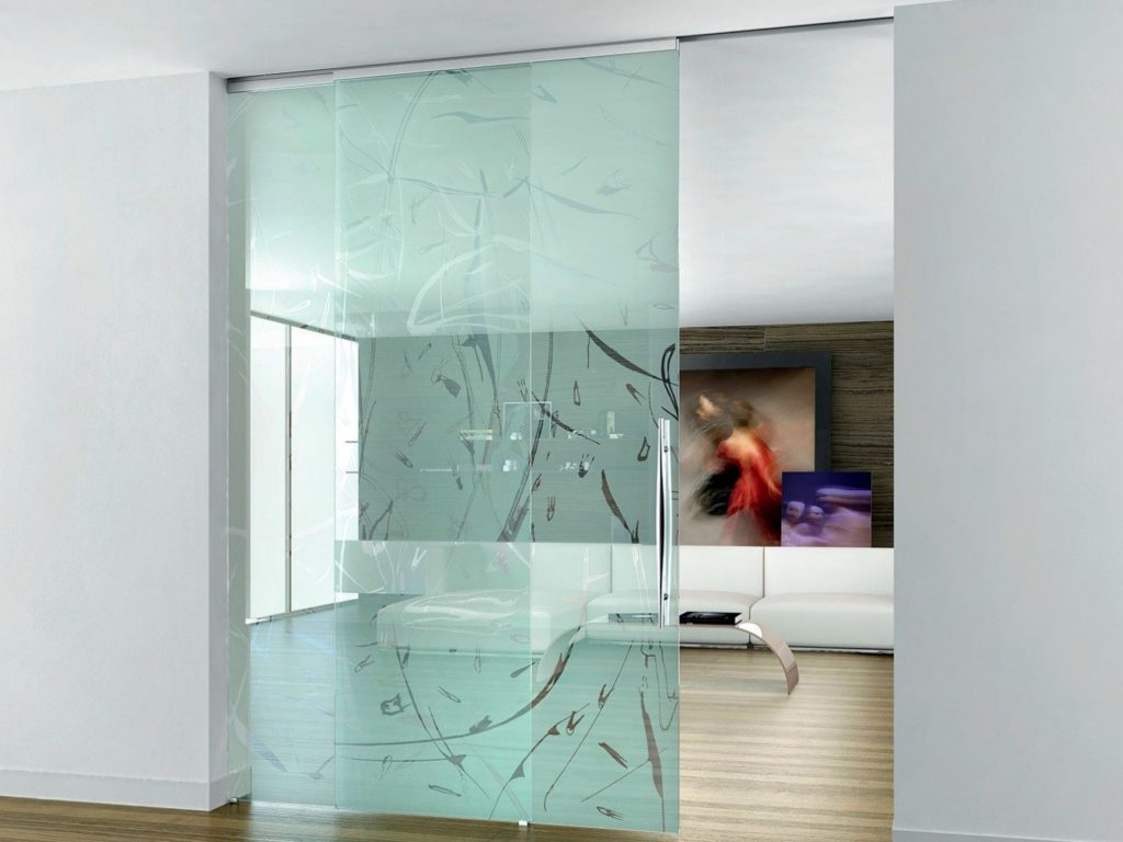 Надежные двери из закаленного стекла