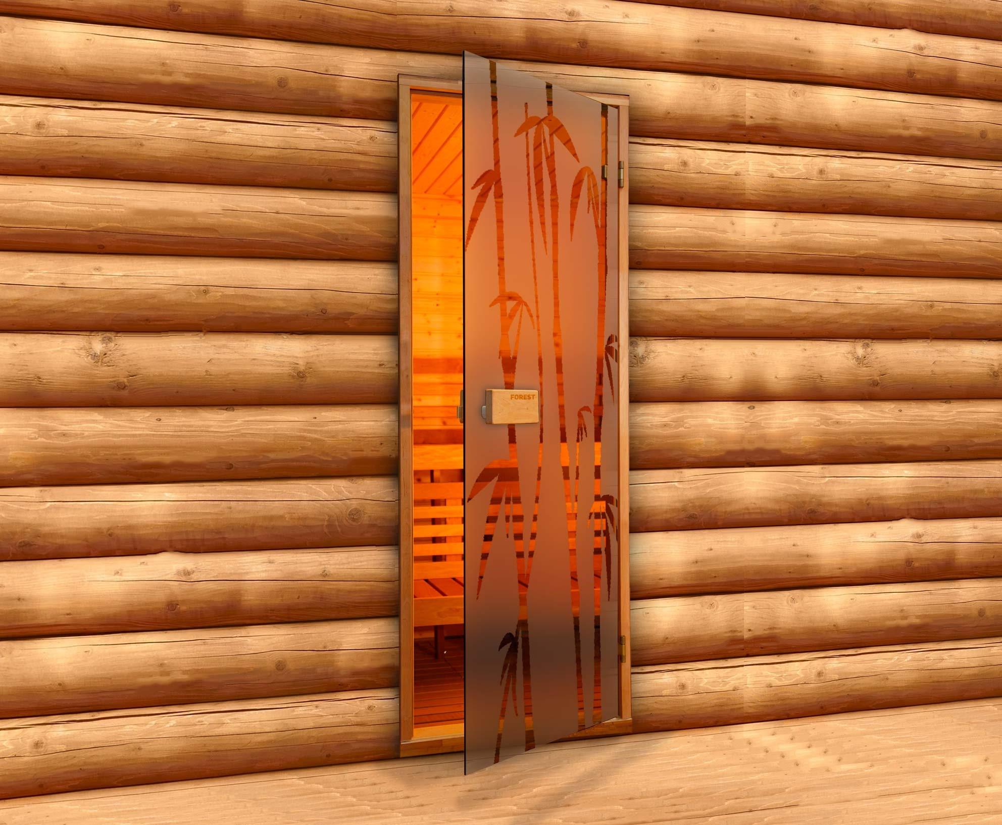 Стеклянные двери для бани 38 фото варианты из стекла с деревянными ручками для сауны 700х1700 как выбрать петли и фурнитуру размеры двери