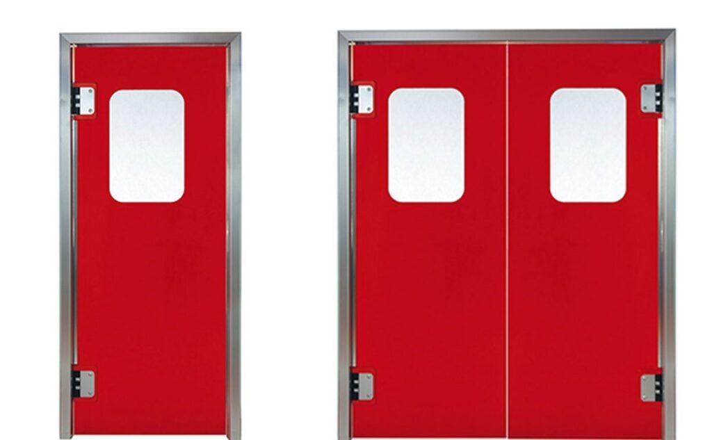 Классы противопожарных дверей